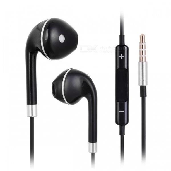 Universal super bass 3.5mm wired in-ear earphone