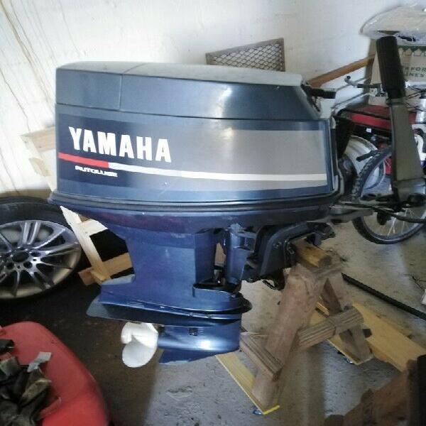 Yamaha 50cc engine - low hours