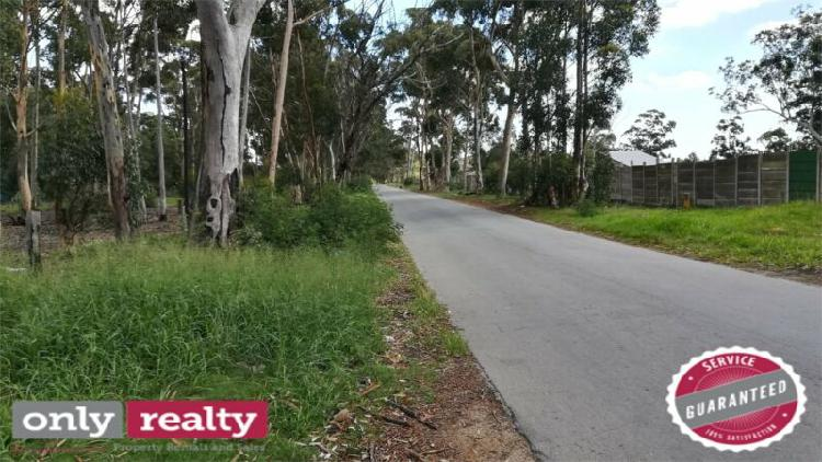 Greenbushes 2.2ha of land with 4 bed house for sale