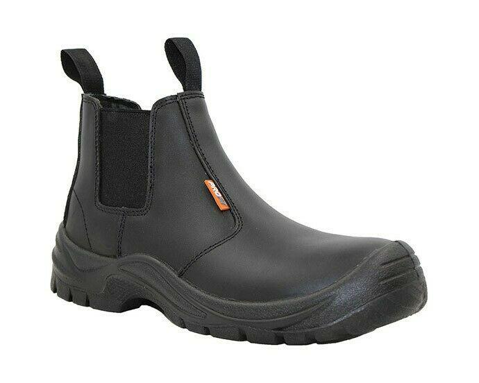 Oil resistant safety boots, acid resistant safety boots,