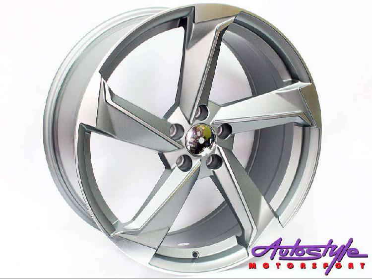 20 inch mags suitable for audi a4, vw tiguan and touran 5
