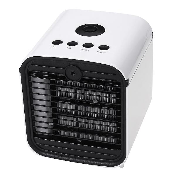 3 in 1 air conditioner fan 345ml capacity water case fan air