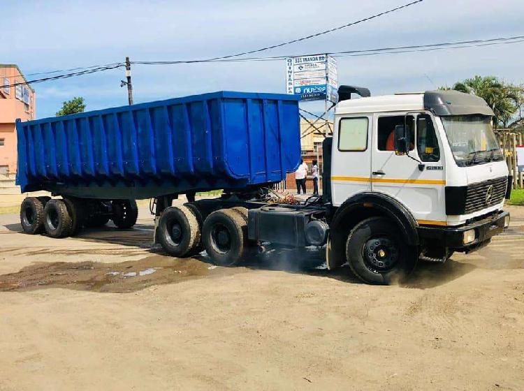 30m3 tipper trailer for sale