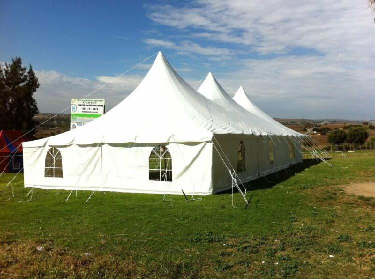 9m x 15m classic tent for r29950 and get a free cell phone