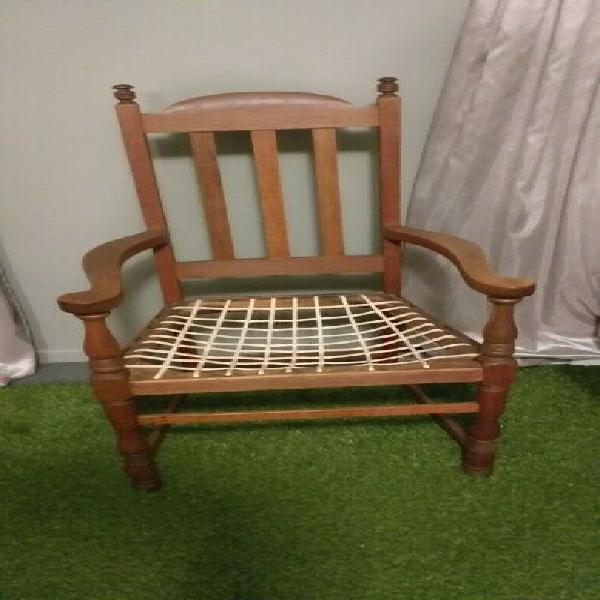 Antique riempies chair for sale