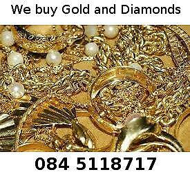Sell your unwanted gold and jewellery.