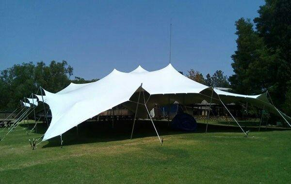 Vip lounge, waterproof stretch tent, sound & stage for hire