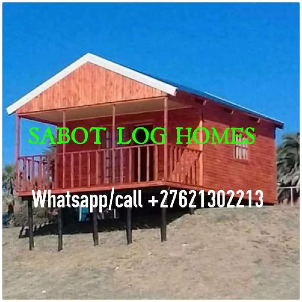 Wendyhouses and log homes