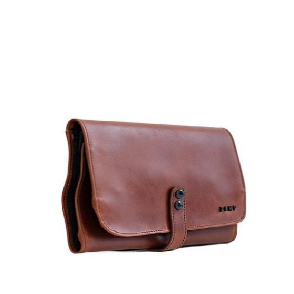 Zemp Echo Toiletry Bag | Chestnut