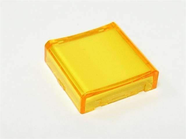 18x18mm Yellow Square Lense and Diffuser Kit for standard