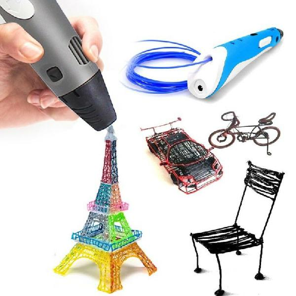 3d stereo printing pen drawing with abs filaments