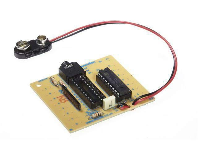 AXE118 A self assembly board to allow rapid prototyping of