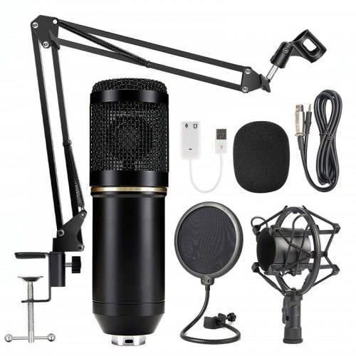 BM800 Condenser Microphone Bundle