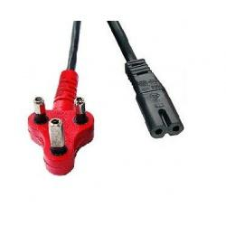 DEDICATED POWER CORD 1.8M 3PIN TO FIGURE 8