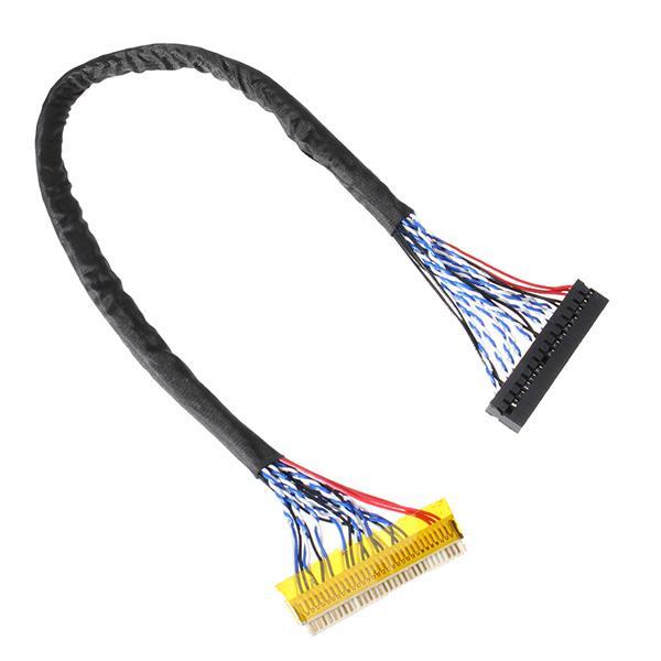 FIX-30P-S6 Driver Board Universal Screen Cable 30 Pin 2