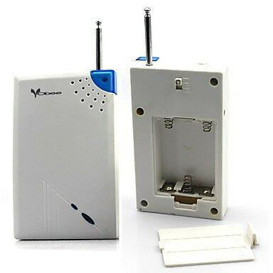 Long range wireless motion alarm/ bell doorbell