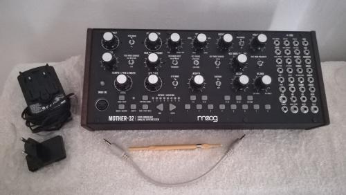 Moog synthesizer only r8500! are r15000 new