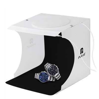 PULUZ 2 LED Mini Light Room Photo Studio Lighting Box