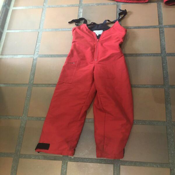 Ski suit for child