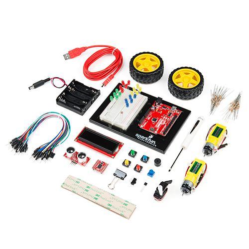 Sparkfun inventor kit 4