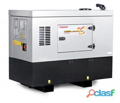 Silent 1 phase diesel yanmar 10kva generator