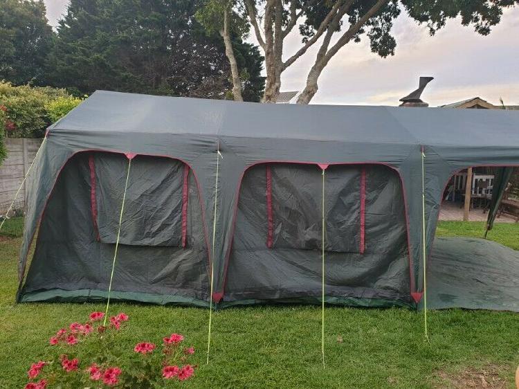 Campmaster lagoona 8 sleeper