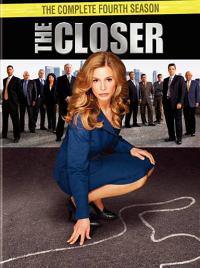 Closer, The - Season 4 (Box Set)