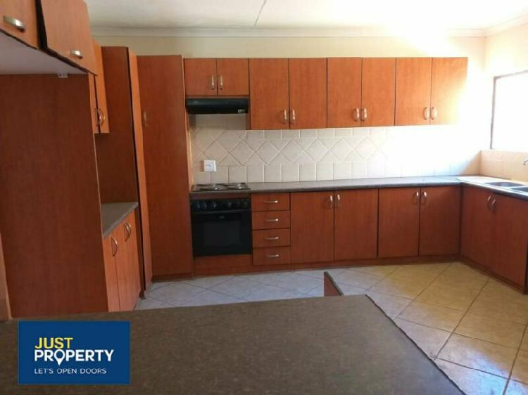 Family home for rent in hillcrest
