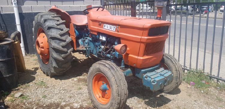 Fiat 640 tractor
