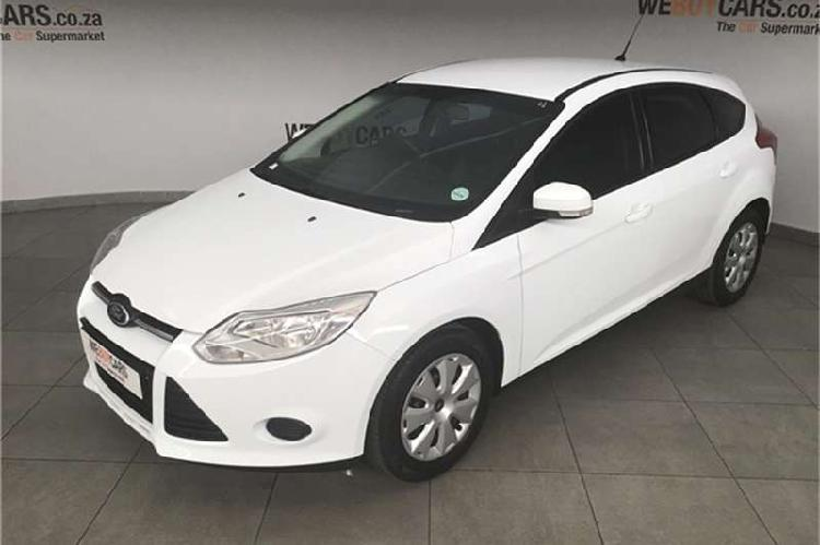 Ford focus hatch 1.6 ambiente 2013