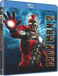 Iron Man 2 (Blu Ray)