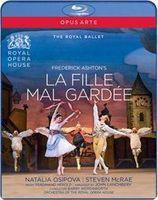 La fille mal gardee: royal ballet (blu-ray disc)
