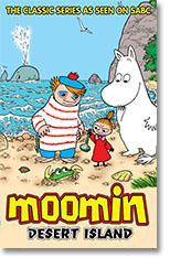 Moomin Island - Moomin - Desert Island The Classic Series As