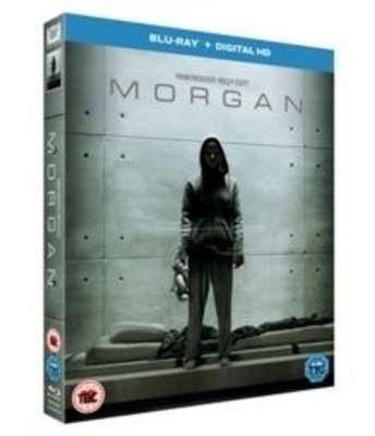Morgan (Blu-ray disc)