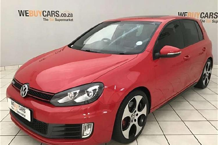 Vw Golf Gti 2011 In South Africa Ads September Clasf Motors