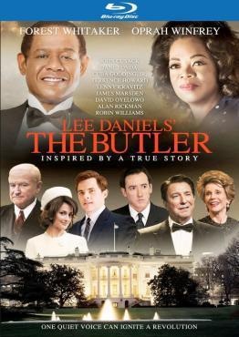Butler, the (blu ray)