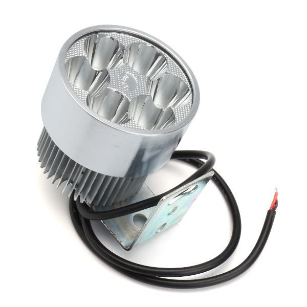 12v 30w motorcycle scooter moped high power spot light