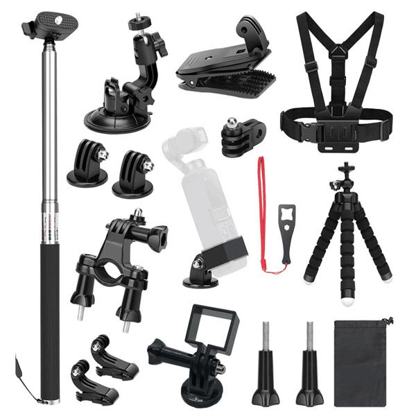 19 in 1 expansion frame accessory kit multi-function