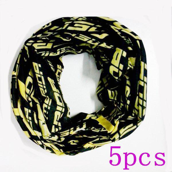 5pcs seamless multifunction scarf windproof masks motorcycle