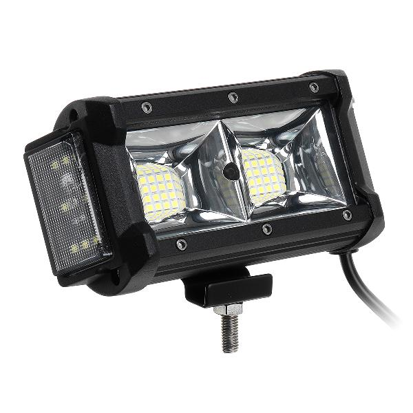 Led single three-sided illumination 6inches 6500-7000k ip68