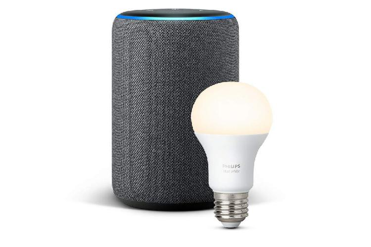 Amazon echo plus gen 2 and philips hue bulb