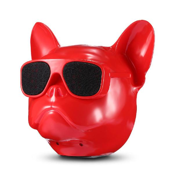 Bulldog bluetooth speaker wireless player