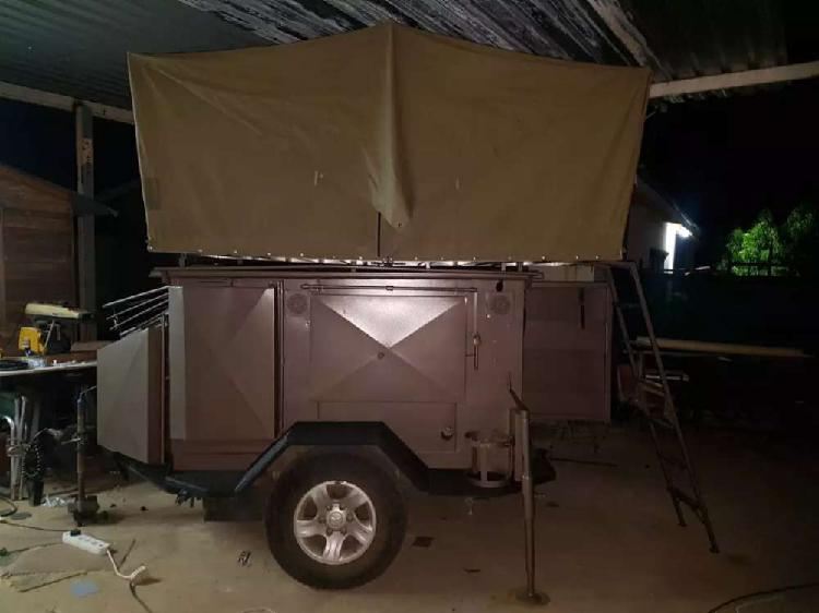 Camping trailor