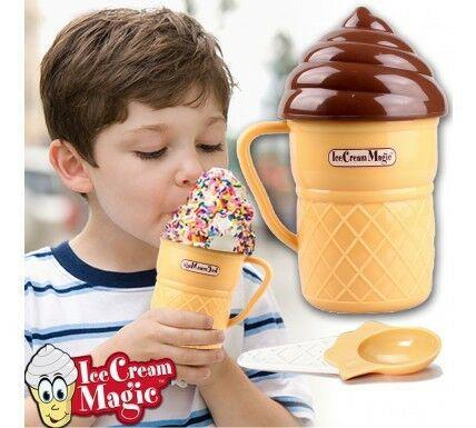 Ice cream magic