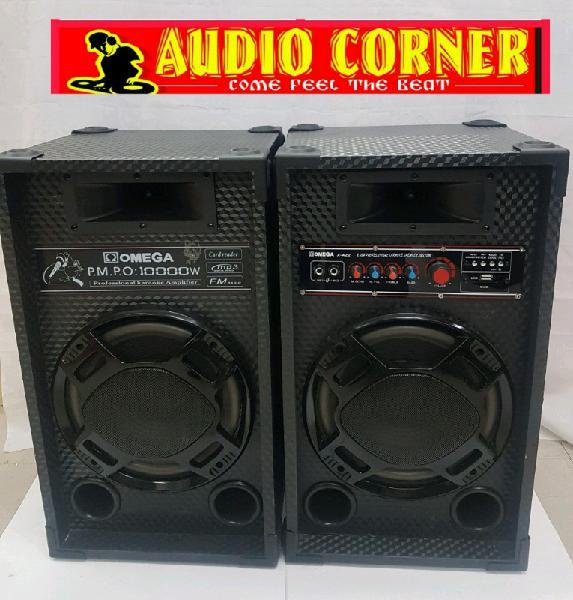 Omega sound system brand new