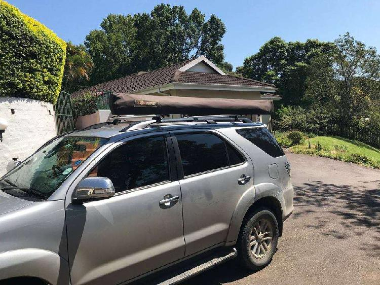 Oztent foxwing awning + extensi
