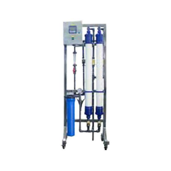 Wcuf-500: 500l /ph ultra filtration system