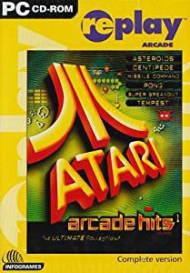 Arcade hits: ultimate collection - replay (pc cd) (u)