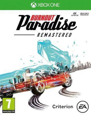 Burnout paradise remastered (gcam rating english/arabic box)