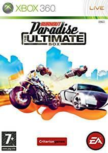 Burnout paradise - the ultimate box (xbox 360) (u)
